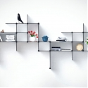 (Video) Up The Wall : A Shelving System You Can Design