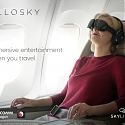 Alaska Airlines is Offering VR Movies During Certain Flights - Allosky
