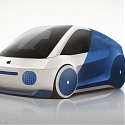 Designers Envision Apple Products as the Future iCar Concept