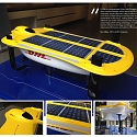 DHL Water Strider Concept Won DHL Blue Sky Transport Design Award