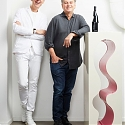 Karim Rashid Has Designed A New Sculptural Wine Bottle For Stratus Vineyards