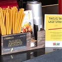 Sustainable Straws Made of Pasta - Stroodles