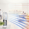 Dyson's Latest Air Purifier Captures and Destroys Formaldehyde in Your Home