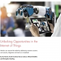 (PDF) Bain - Unlocking Opportunities in the Internet of Things
