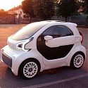 LSEV Claimed to be World's First Mass-Producible 3D-Printed Electric Car
