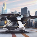 Autonomous Passenger Drone Features Modular Design for Different Situations