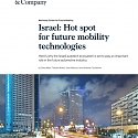 (PDF) Mckinsey - Israel : Hot Spot for Future Mobility Technologies