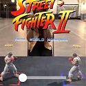 (Video) This AR Street Fighter II Lets You Brawl in the Real World