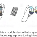 (Video) Your Next Smartphone Could Be a Transformer - Cubimorph