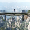 Chasm-Spanning Bridges Designed to Reflect Natural Beauty