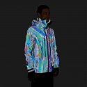 Color-Changing Jacket is Inspired by Squids - The Black Squid Jacket