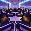 Virgin Australia Business Class Cabin Promises Privacy And Luxury