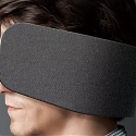 Panasonic's Wear Space Concentration by Limiting Senses of Sight and Hearing