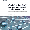 (PDF) Mckinsey - Why Industrials Should Pursue a Tech-Enabled Transformation Now