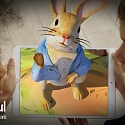 Israeli Startup Makes Peter Rabbit Hop Out of the Book - Inception VR'S Bookful