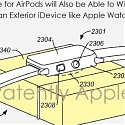 (Patent) Apple Hints at Waterproof AirPods Case Capable of Charging iPhone, Apple Watch