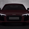 (Video) Test-Driving an Audi With Laser Headlights