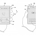 (Patent) Forget About Slider Phones : Samsung Files Sliding Display Patent
