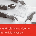 (PDF) Agitators and Reformers : How to Respond to Activist Investors