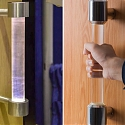 This James Dyson Award-winning Self-Sanitizing Door Handle Kills 99.8% Bacteria