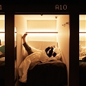 The Millennials : Stylish Capsule Hotel for Millennials Opens in Shibuya