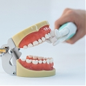 Three-headed Toothbrush Promises a Sub-One-Minute Cleaning - BruBruBrush