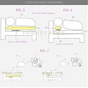 (Patent) Apple Acquires Patent Rights for In-Bed Health Sensor System