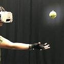 (PDF) Disney - Catching a Real Ball in Virtual Reality
