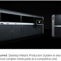 3D Metal Printing Tries to Break Into the Manufacturing Mainstream