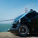(Video) World's First Autonomous Security Vehicle with Companion Drone - OTSAW O-R3