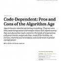 (PDF) Pew - Code-Dependent : Pros and Cons of the Algorithm Age