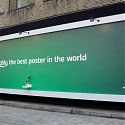 Carlsberg Makes Londoners Happy With a Billboard That Gives Out Free Beer