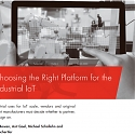 (PDF) Bain - Choosing the Right Platform for the Industrial IoT