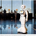 The Next Time You Order Room Service, It May Come by Robot