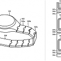 (Patent) Future Apple Watch Straps Could Hide Extra Components