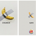 Burger King's Duct-Taped French Fry is a Cheaper Option to $120,000 Banana
