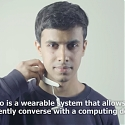 (Video) MIT's 'AlterEgo' Headset Can Read Words You Say in Your Head