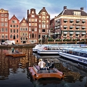"Autonomous ""Roboats"" to Sail The Canals of Amsterdam"