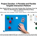 (PDF) Microsoft's Project Zanzibar : A Portable and Flexible Tangible Interaction Platform