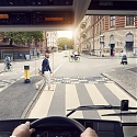 Volvo Buses Unveils Life-Saving Safety Technology for Unprotected Road-Users