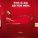 'This is for Men' - L'Oreal Paris Unveils Clever Ads Calling for More Women in Leadership