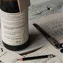Designer Turns Friend's R?sum? Into Wine Label, Gets Her Job At Wine Company