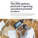 (PDF) Mckinsey - The B2B Analytics Playbook : Capturing Unrealized Potential in Telcos