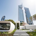 World's First 3D-Printed Office Building Completed in Dubai