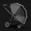 "Smart Intelligent Stroller comes with an ""Autostop System'"