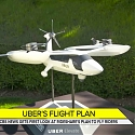 (Video) This is Uber's First Air Taxi Prototype