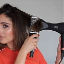 (Video) This Hair Dryer Lets You Fully Customize Heat—And Add A Sweet Scent