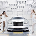 Rolls-Royce Honors Haute Couture with Fashion-Inspired Car