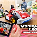 (Video) New Mario Kart Live : Home Circuit Uses Augmented Reality to Race Inside Your Home