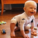 (Paper) Motion-Tracking Onesie Keeps Tabs on Babies' Movements